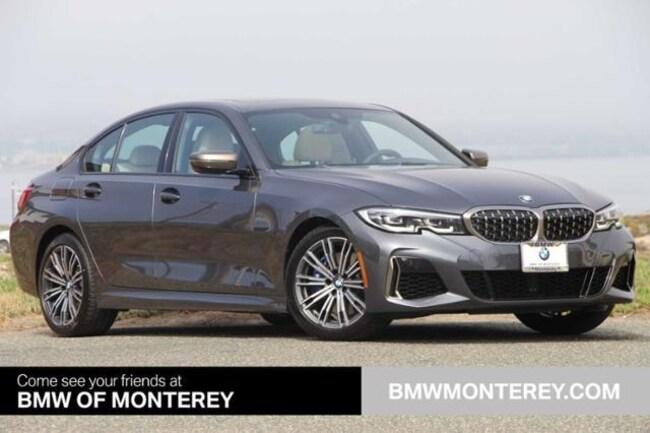 New 2020 BMW M340i Sedan Seaside, CA