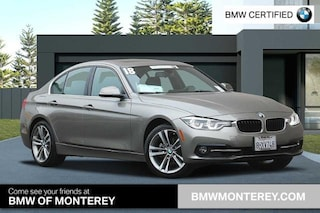 Certified Pre-Owned 2018 BMW 330i Seaside, CA