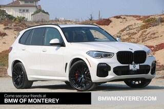 New 2021 BMW X5 M50i SAV Seaside, CA