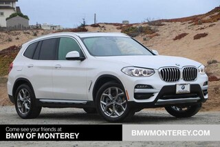 New 2021 BMW X3 xDrive30i SAV Seaside, CA