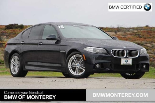 Used 2015 BMW 528i Seaside, CA