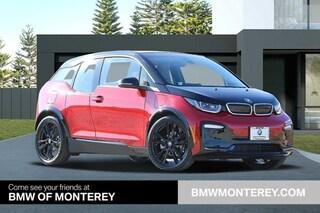 New 2020 BMW i3 120Ah s w/Range Extender Sedan Seaside, CA