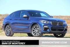 New BMW X4 2019 BMW X4 M40i Sports Activity Coupe for sale in Seaside, CA