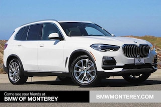New 2020 BMW X5 sDrive40i SAV Seaside, CA