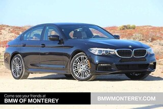 New 2019 BMW 530e iPerformance Sedan Seaside, CA
