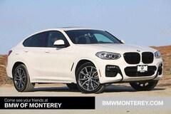 2021 BMW X4 xDrive30i Sports Activity Coupe Seaside, CA