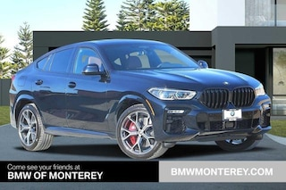 New 2021 BMW X6 M50i Sports Activity Coupe Seaside, CA