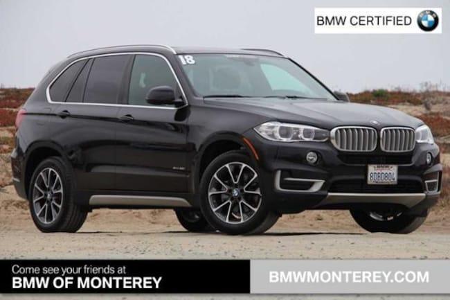 Used 2018 BMW X5 Seaside, CA
