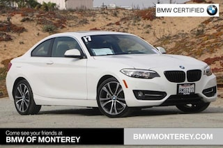 Certified Pre-Owned 2017 BMW 230i Seaside, CA