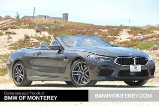New 2020 BMW M8 Convertible Seaside, CA