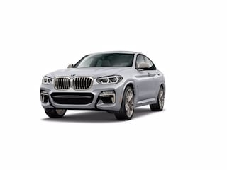 New 2021 BMW X4 M40i Sports Activity Coupe Seaside, CA