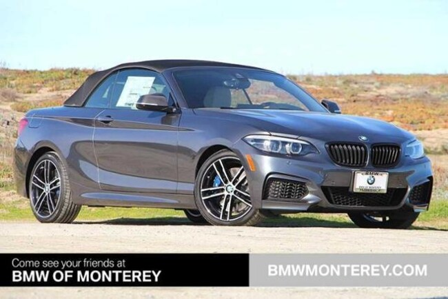 New 2019 BMW M240i M240i Convertible Convertible Seaside, CA
