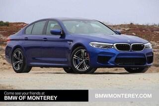 New 2019 BMW M5 Sedan Seaside, CA