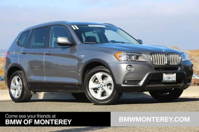 Used 2011 BMW X3 xDrive28i Seaside, CA