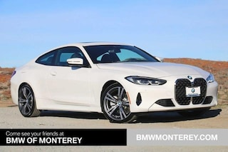 New 2021 BMW 430i Coupe Seaside, CA