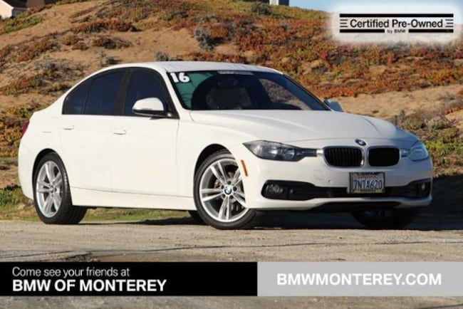 Used 2016 BMW 320i Seaside, CA