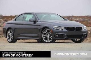 New 2019 BMW 430i Convertible Seaside, CA
