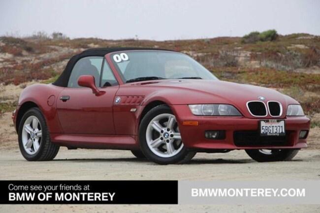 Used 2000 BMW Z3 Seaside, CA