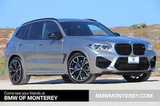 New 2020 BMW X3 M Competition SUV Seaside, CA
