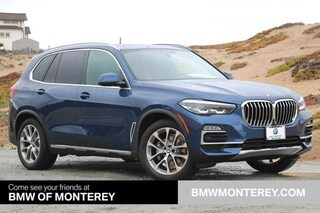 New 2021 BMW X5 sDrive40i SAV Seaside, CA
