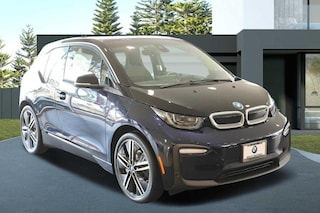 New 2021 BMW i3 120Ah w/Range Extender Sedan Seaside, CA