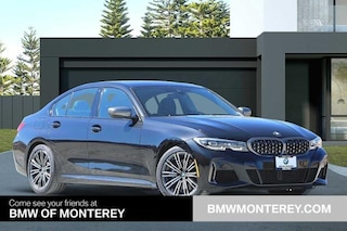 New 2021 BMW M340i Sedan Seaside, CA