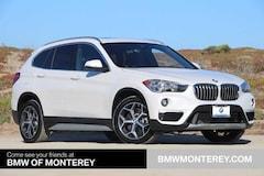 New 2019 BMW X1 sDrive28i SUV Seaside, CA