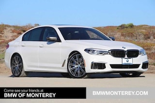 New 2020 BMW M550i xDrive Sedan Seaside, CA