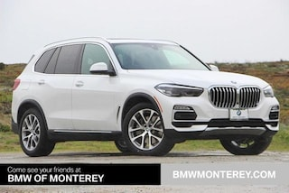 New 2019 BMW X5 xDrive50i SAV Seaside, CA