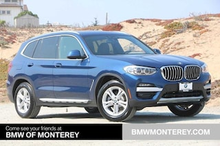 2021 BMW X3 sDrive30i SAV Seaside, CA