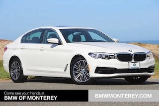 New 2020 BMW 540i xDrive Sedan Seaside, CA