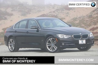 Certified Pre-Owned 2017 BMW 330e Seaside, CA