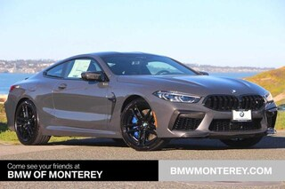 New 2020 BMW M8 Competition Coupe Seaside, CA