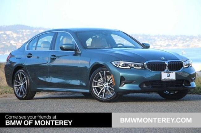 New 2020 BMW 330i Sedan Seaside, CA