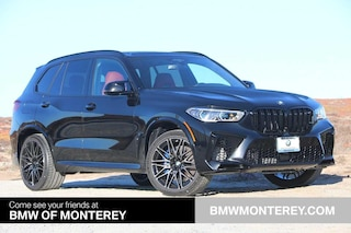 New 2021 BMW X5 M SAV Seaside, CA