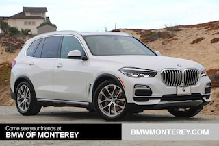 New 2021 BMW X5 xDrive40i SAV Seaside, CA