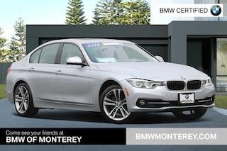 Certified Pre-Owned 2018 BMW 330i Seaside, CA