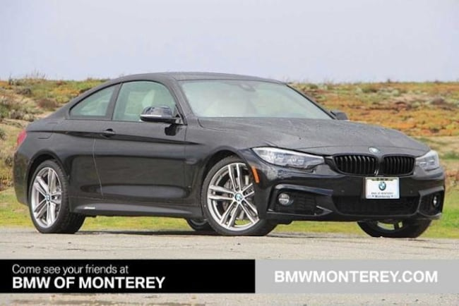 New 2019 BMW 430i Coupe Seaside, CA