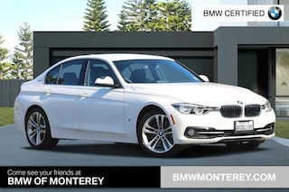 Certified Pre-Owned 2018 BMW 330e Seaside, CA