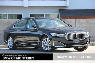 New 2020 BMW 745e xDrive iPerformance Sedan Seaside, CA