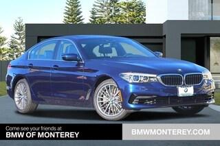 New 2020 BMW 540i Sedan Seaside, CA