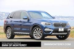 New BMW X3 2019 BMW X3 sDrive30i SAV for Sale in Seaside, CA