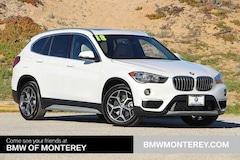 New BMW X1 2018 BMW X1 xDrive28i SAV for Sale in Seaside, CA