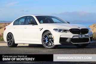 New 2020 BMW M5 Competition Sedan Seaside, CA