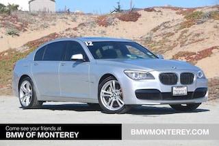 2012 BMW 750Li in [Company City]
