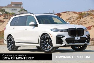 New 2021 BMW X7 xDrive40i SUV Seaside, CA