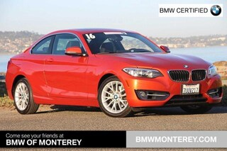 Certified Pre-Owned 2016 BMW 228i Seaside, CA