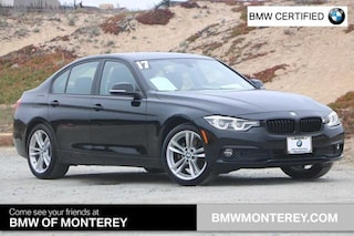 Certified Pre-Owned 2017 BMW 320i Seaside, CA