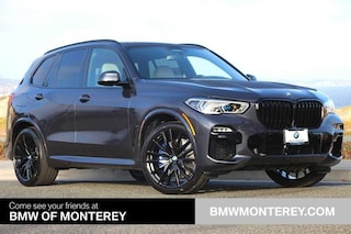 New 2020 BMW X5 M50i SAV Seaside, CA