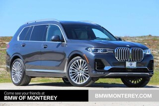 New 2019 BMW X7 xDrive50i SUV Seaside, CA